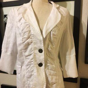 XCVI lightweight blazer